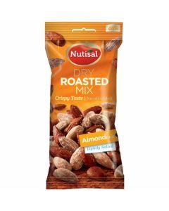 Nutisal Dry Roasted Almond Mix 60g