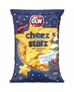 OLW Cheez Starz 200g