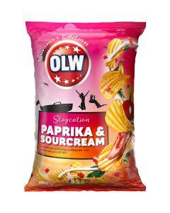 OLW Paprika & Sour Cream 250g