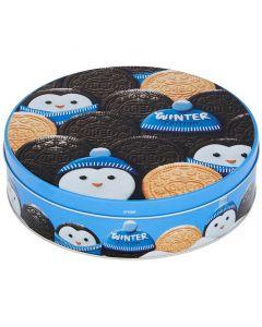 Oreo Winter Edition kex mix 396g (metall box)