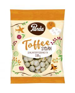 Panda Toffeesydän chokladtoffeedragee 130g
