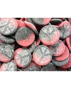 Jämtgott Peacemärke jordgubb / lakrits 2,2kg