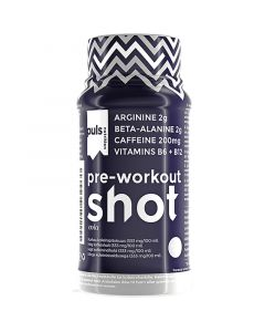 Puls shot pre-workout 60ml cola