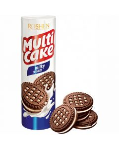 Roshen Multi Cake Milky Cream fyllda kex 180g