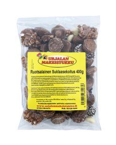 Svensk Choklad Mix 400g