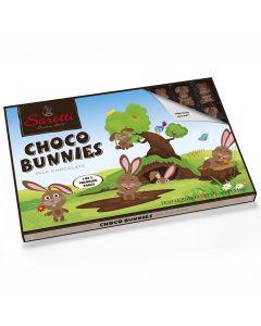 Sarotti Choco Bunnies Choklad kaniner mjölkchoklad figur 100g