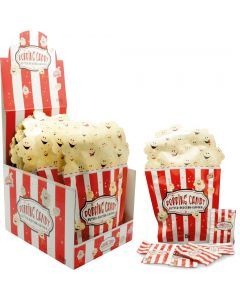 Sweet Flash Popping Candy Popcorn 12 st