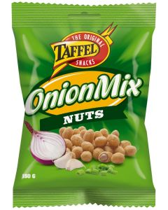 Taffel Onion Mix Nuts jordnötter 150g