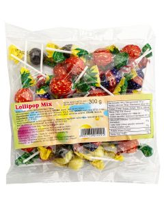 Lollipop Mix 300g