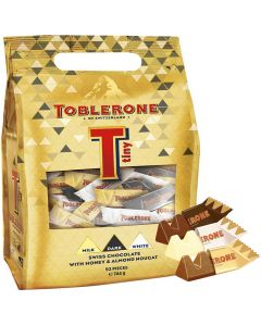 Toblerone Tiny Mix chokladkonfekt 744g