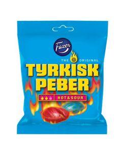 Fazer Tyrkisk Peber Hot & Sour 150g
