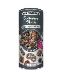 Van Slooten Souvenir Shop 300g (lakrits mix)