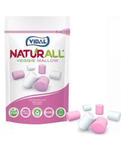 Vidal Naturall Veggie Mallow skumgodisar 90g