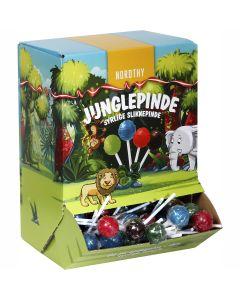 Jungle- fruit klubbor 90 st