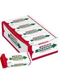 Wrigley's Spearmint tuggummi 42g x 8 st