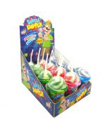 Sweet Flash Splash Dipper Dipping lollipops / klubbor 50g x 12 st