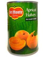 Del Monte Aprikoshalvor i juice 420g