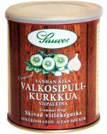 Sauvon Gammal Dags Vitlöksgurka 850g/460g