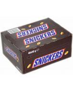 Snickers chokladbar 50g x 40st
