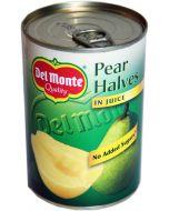 Del Monte Päronhalvor i juice