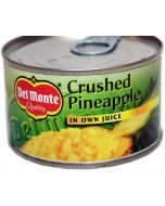 Del Monte Krossad ananas i juice