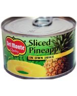 Del Monte Ananasskivor i juice