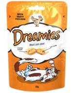 Dreamies Kyckling godbit 60 g