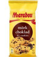 Marabou Mörk Choklad XL cookies 184g (kex)