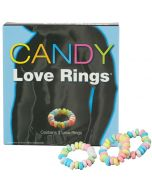 Candy Love Rings 3st (Penis rings från Finland)