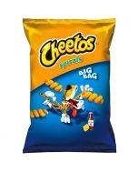 Cheetos Spirals Cheese & Ketchup majssnacks 80g