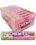 Cloetta Chewits Jordgubb 30g x 24st