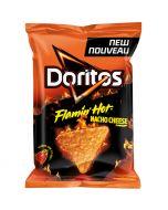 Doritos Flaming Hot Nacho Cheese 170g