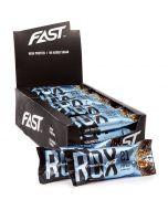 Fast Rox Vanilla Chocolate Crisp protein bar 55g x 15 st