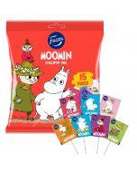 Fazer Moomin klubbmix 120g