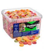 Fazer Pantteri Fruktknappar 2kg