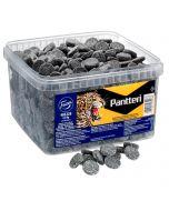 Fazer Pantteri Lakritsknappar 2kg