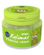Fazer Xylimax Moomin helxylitolpastiller Päron 90g