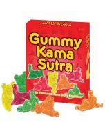 Gummy Kama Sutra sötsaker 120g