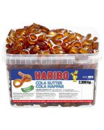 Haribo Cola nappar 2,3kg