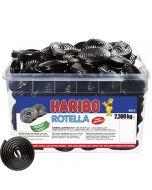 Haribo Rotella Lakrits 2,3kg
