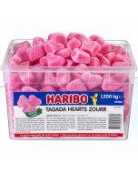 Haribo Tagada Hearts Zourr 1,2kg