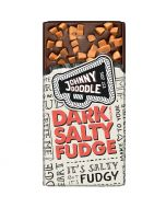 Johnny Doodle Dark Salty Fudge chokladkaka 150g