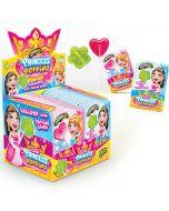 JohnyBee Princess Popping Lolllipop dipping 13g x 36st