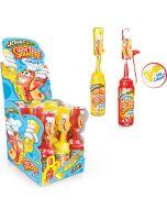 JohnyBee Hot Dog Squeeze 80g x 12st