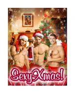Sexy Xmas! Chokladkalender 75g, Boys