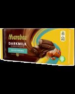 Marabou Darkmilk Salted Caramel chokladkaka 85g