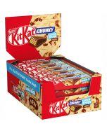 Nestle Kitkat Chunky Cookie Dough chokladbar 42g x 24st