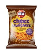 OLW Cheez Cruncherz Texas Ranch 160g
