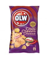 OLW Chips Chili Cream Cheese 175g