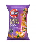 OLW Fresh Island vitlök 175g